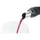 Wine pourer by DROPSAVER